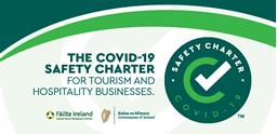 Covid 19 Safety Charter logo