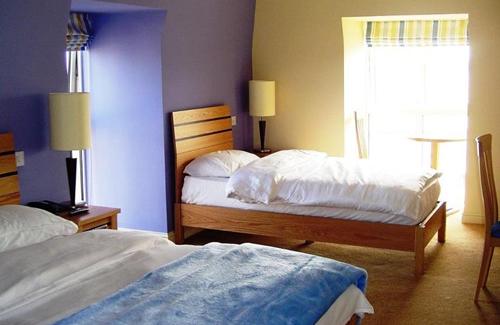 Pier Head Hotel Schlafzimmer
